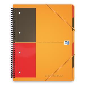 Oxford Organiserbook80yp A4 Ppkapak Çizg.100100462