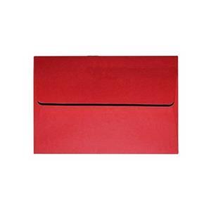 Davetiye Zarfı 13x18 Renkli 90gr Kırmızı 100'lü