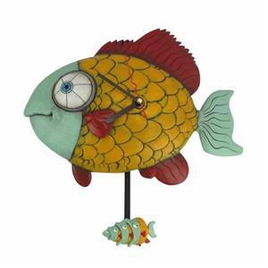 Can Balık Duvar Saati H.B.WS11605