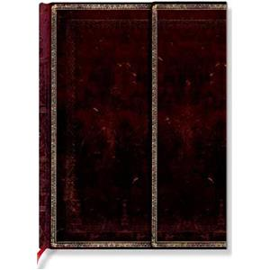 Paperblanks Blackmoroccan Mini Çizg.Defter 5-840-9
