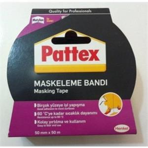Pattex Maskeleme Bandi 25 Mm X 50 Mt 1870404