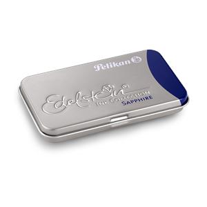 Pelikan Edelstein Dolmakalem Kartuşu 6lı Sapphire