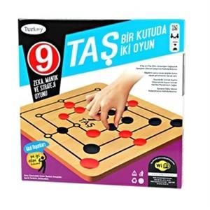 Redka 9&3 Taş Strateji Oyunu 052117