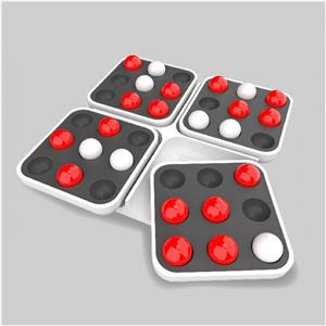 Redka Beş Nokta Oyunu 052889