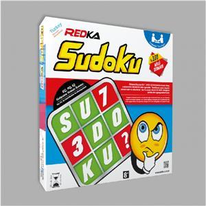 Redka Sudoku Oyunu 9x9 052841