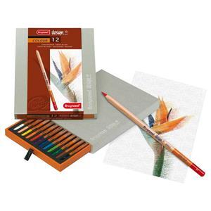 Bruynzeel Design Colour Kuruboya 12li B8805h