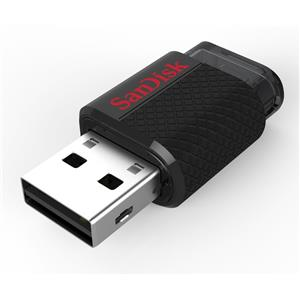 Sandisk Dual Smartphone+pc Usb 16gb Flash Bellek