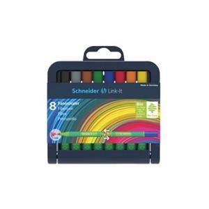 Schneiderlink-It Keçe Uçlu Kalem 1.0mm 8 Li Set