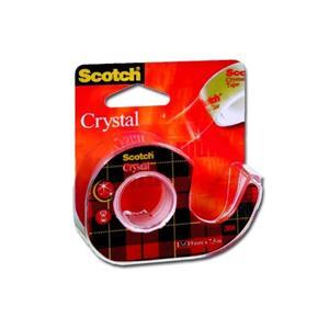 Scotch Kristalbant 19mmx7.5mt Bantkesicili 6-1975d
