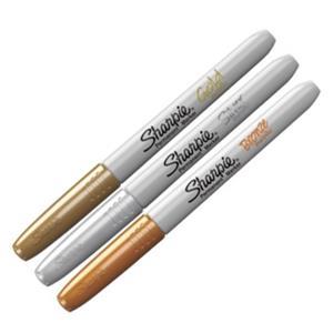 Sharpie Metalik Permanent Markör 3lü Set 2024305