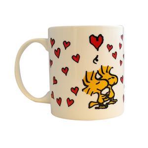 Snoopy Kupa Bardak True Love  Kupa07