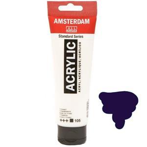 Talens Amsterdam Acrylicboya 120ml Pru.Blue Ph 566