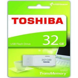 Toshiba Hayabusa 32 GB Usb Bellek Beyaz 2.0