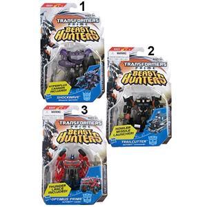 Transformers Beast Hunters Küçük Figür A2067