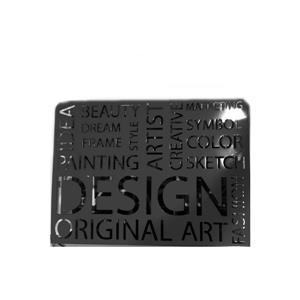 Unik Metal Magazinlik Beyaz/Siyah Au-50