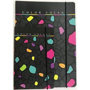 Victoria's Journals Color Volant Defter 9x14 Çizgili 48yp