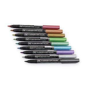 Zig Brush Pen Fudebiyori No:125 Mavi