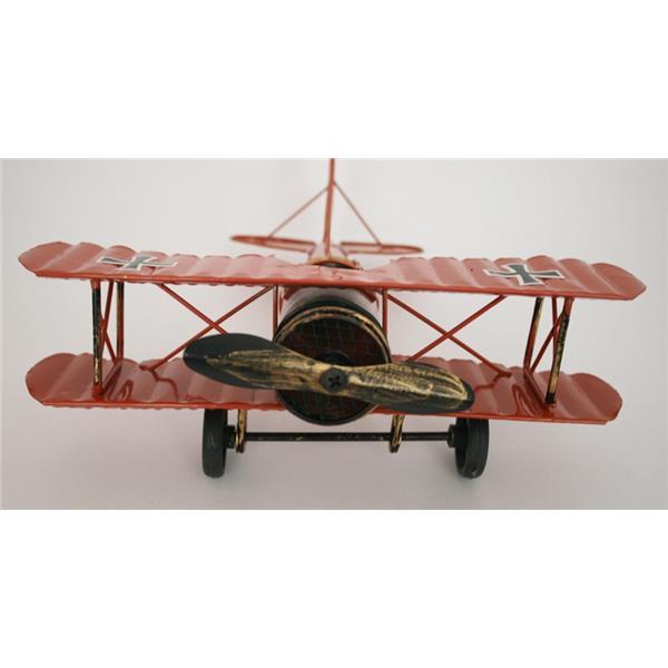 Antik Uçak Metal 8341ABC
