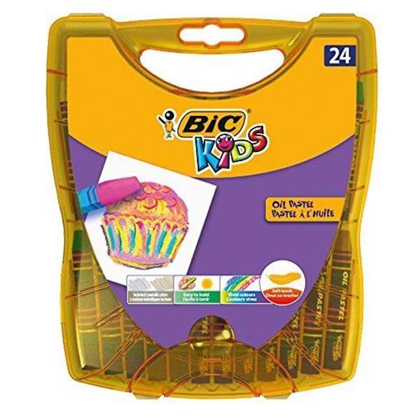 Bic Kids Yağlı Pastel Boya 24lü 940759
