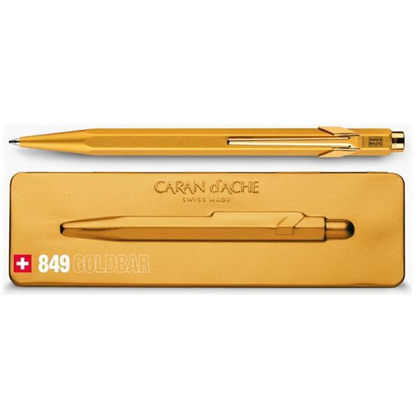 Carandache Goldbar Metal Kutulu Tükenmez 849.999