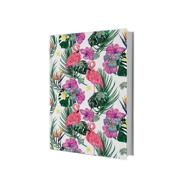 Deffter Tropic Flowers Defter Çiz.96yp 64452-0