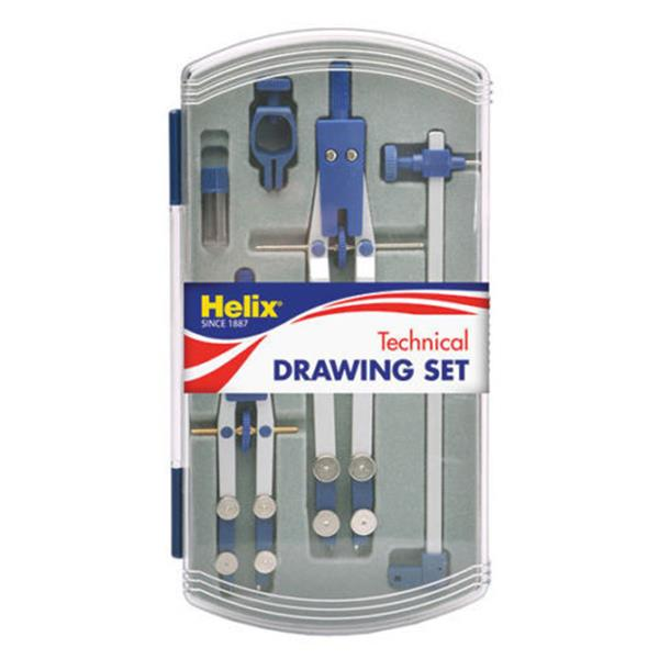 Helix Precision Plus Çizim Seti 32579