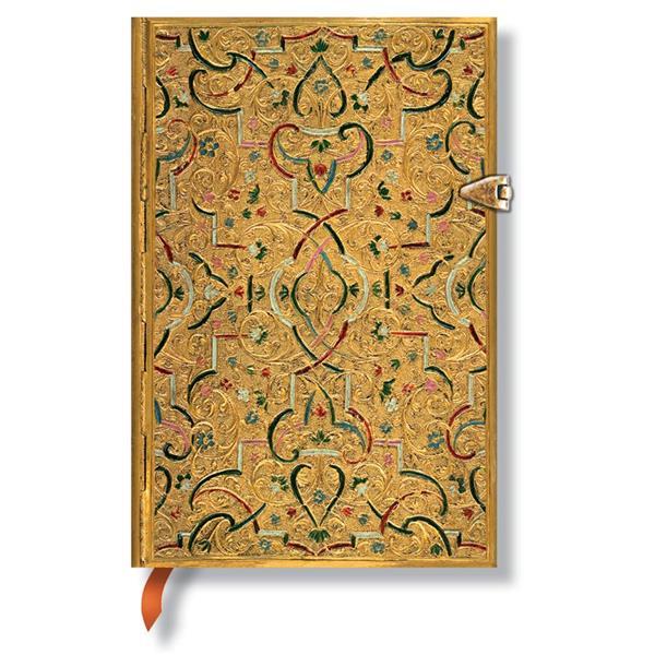 Paperblanks Goldinlay Miniçizgili Deft.Pb-5-2535-1